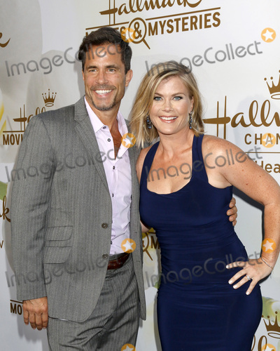 Alison Sweeney Photo - LOS ANGELES - JUL 27  Shawn Christian Alison Sweeney at the Hallmark TCA Summer 2017 Party at the Private Residence on July 27 2017 in Beverly Hills CA