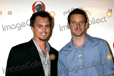 Darin Brooks Photo - Darin Brooks  Rob Valletta arriving at the Pre-Emmy Nominee Party hosted by Darin Brooks benefiting Tag the World at Area Club in Los Angeles CAJune 13 2008