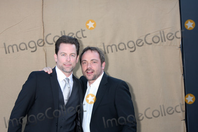 Mark Sheppard Photo - LOS ANGELES - JUL 29  Michael Muhney Mark Sheppard of Supernatural arrives at the 2013 CBS TCA Summer Party at the private location on July 29 2013 in Beverly Hills CA