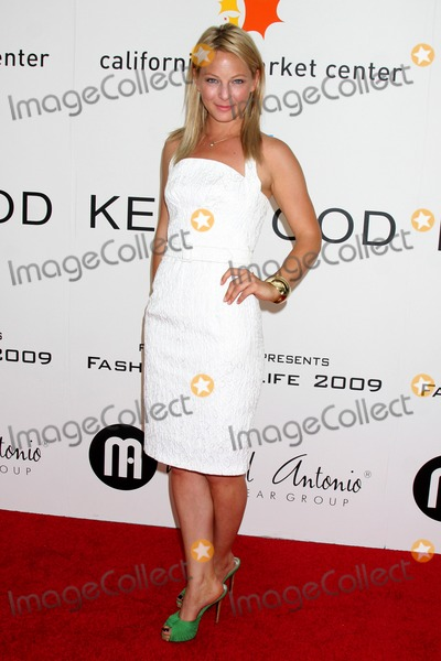 Anastasia Griffiths Photo - Anastasia Griffith arriving at the Fashion for Life 2009 Fashion Show benefiting Friendly House at the California Market Center in Los Angeles CA on May 17 2009