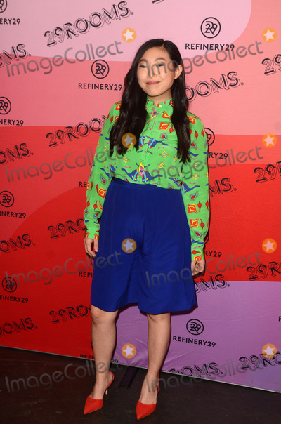 Reef Photo - LOS ANGELES - DEC 4  Awkwafina at the Refinery29s 29ROOMS Opening Night at the Reef on December 4 2018 in Los Angeles CA