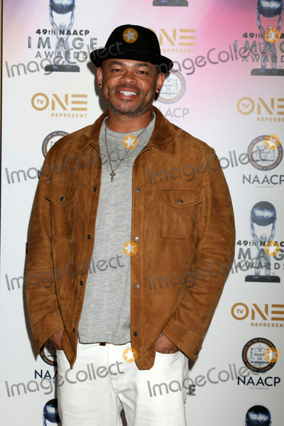 Anthony Hemingway Photo - LOS ANGELES - DEC 16  Anthony Hemingway at the 49th NAACP Image Awards Nominees Luncheon at Beverly Hilton Hotel on December 16 2017 in Beverly Hills CA