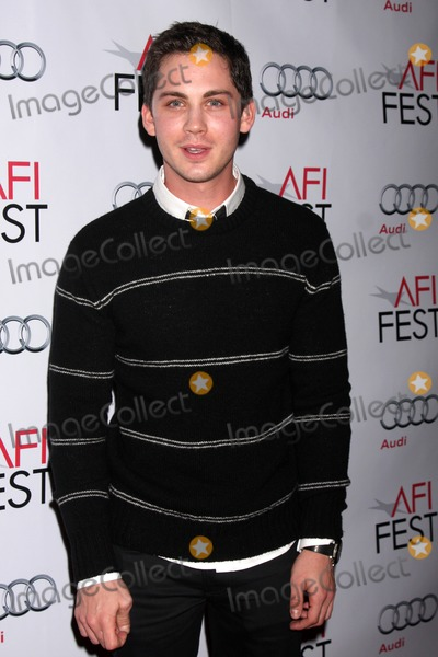 Logan Lerman Photo - LOS ANGELES - NOV 7  Logan Lerman at the AFI FEST 2014 Young Hollywood Roundtable at the TCL Chinese 6 Theaters on November 7 2014 in Los Angeles CA