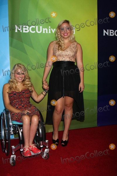 Ali Stroker Photo - LOS ANGELES - JUL 25  Ali Stroker Shanna Henderson arrives at the NBC Universal Cable TCA Summer 2012 Press Tour at Beverly Hilton Hotel on July 25 2012 in Beverly Hills CA