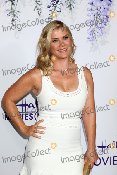 Alison Sweeney Photo - LOS ANGELES - JUL 26  Alison Sweeney at the Hallmark TCA Summer 2018 Party on the Private Estate on July 26 2018 in Beverly Hills CA