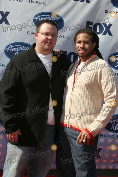 Anwar Robinson Photo - Scott Saval  Anwar RobinsonAmerican Idol Finale  Season 6Kodak TheaterLos Angeles CAMay 23 2007