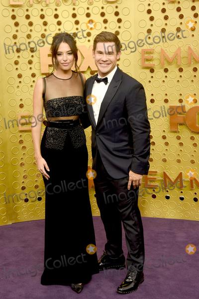 Adam DeVine Photo - LOS ANGELES - SEP 22  Chloe Bridges Adam Devine at the Primetime Emmy Awards - Arrivals at the Microsoft Theater on September 22 2019 in Los Angeles CA