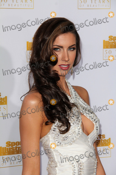 Katherine Webb Photo - LOS ANGELES - JAN 14  Katherine Webb at the 50th Anniversary Of Sports Illustrated Swimsuit Issue at Dolby Theater on January 14 2014 in Los Angeles CA