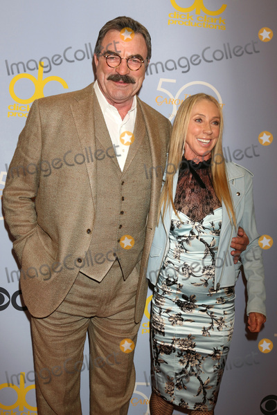 Jillie Mack Photo - LOS ANGELES - OCT 4  Tom Selleck Jillie Mack_ at the Carol Burnett 50th Anniversary Special Arrivals at the CBS Television City on October 4 2017 in Los Angeles CA