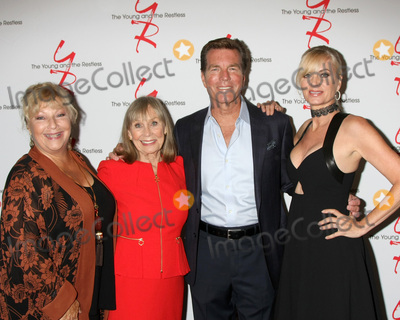 Adam Peters Photo - LOS ANGELES - AUG 19  Beth Maitland Marla Adams Peter Bergman Eileen Davidson at the Young and Restless Fan Event 2017 at the Marriott Burbank Convention Center on August 19 2017 in Burbank CA