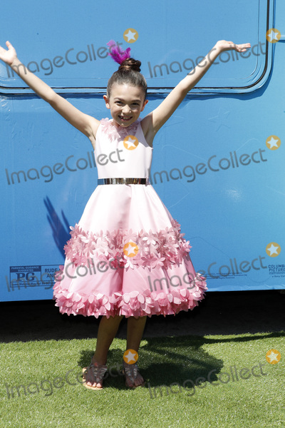 Prince Photo - LOS ANGELES - AUG 10  Brooklynn Prince at the The Angry Birds Movie 2 at the Village Theater on August 10 2019 in Westwood CA