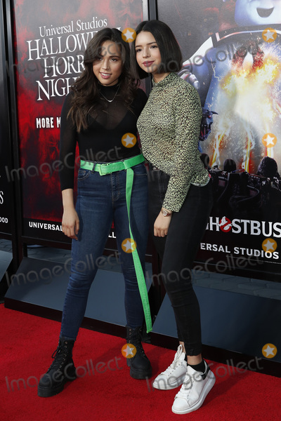 Aneliz Aguilar Photo - LOS ANGELES - SEP 12  Aneliz Aguilar Angela Aguilar at the Halloween Horror Nights at the Universal Studios Hollywood on September 12 2019 in Universal City CA