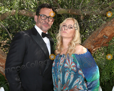 Lawrence Zarian Photo - LOS ANGELES - APR 14  Lawrence Zarian Katherine Kelly Lang at the Home and Family Celebrates Bold and Beautifuls 30 Years at Universal Studios Back Lot on April 14 2017 in Los Angeles CA