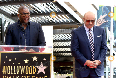 Tyler Perry Photo - LOS ANGELES - FEB 21  Tyler Perry and Dr Phil McGraw at the Dr Phil Mc Graw Star Ceremony on the Hollywood Walk of Fame on February 21 2019 in Los Angeles CA