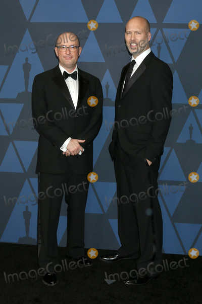 Christopher Markus Photo - LOS ANGELES - OCT 27  Christopher Markus Stephen McFeely at the Governors Awards at the Dolby Theater on October 27 2019 in Los Angeles CA