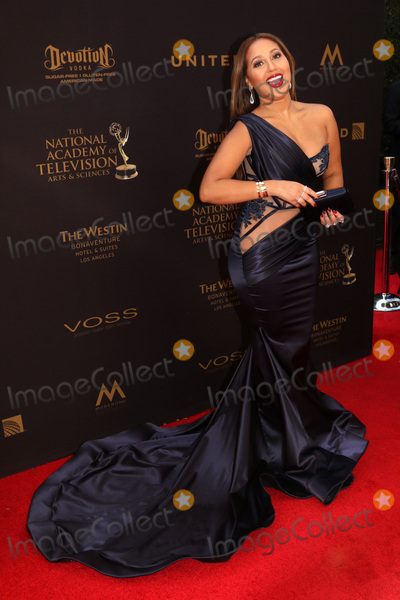 Adrienne Bailon Photo - LOS ANGELES - MAY 1  Adrienne Bailon at the 43rd Daytime Emmy Awards at the Westin Bonaventure Hotel  on May 1 2016 in Los Angeles CA