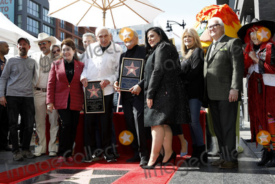 Christopher Knight Photo - LOS ANGELES - FEB 13  Greg Garcia David Arquette Beverly DAngelo Sid Krofft Marty Krofft Maureen McCormick Christopher Knight Susan Olsen at the Sid and Marty Kroft Star Ceremony on the Hollywood Walk of Fame on February 13 2019 in Los Angeles CA