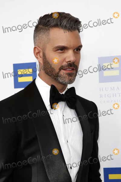 AJ Gibson Photo - LOS ANGELES - MAR 30  AJ Gibson at the Human Rights Campaign 2019 Los Angeles Dinner  at the JW Marriott Los Angeles at LA LIVE on March 30 2019 in Los Angeles CA