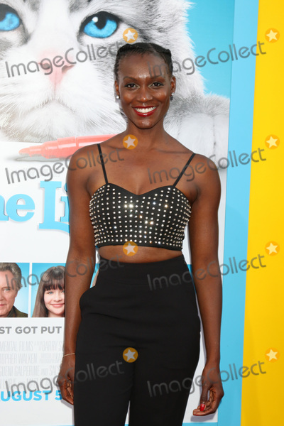 Jewelle Blackman Photo - LOS ANGELES - AUG 1  Jewelle Blackman at the Nine Lives Premiere at the TCL Chinese Theater IMAX on August 1 2016 in Los Angeles CA