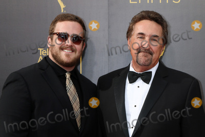 Bryce Zabel Photo - LOS ANGELES - SEP 11  son Bryce Zabel at the 2016 Primetime Creative Emmy Awards - Day 2 - Arrivals at the Microsoft Theater on September 11 2016 in Los Angeles CA