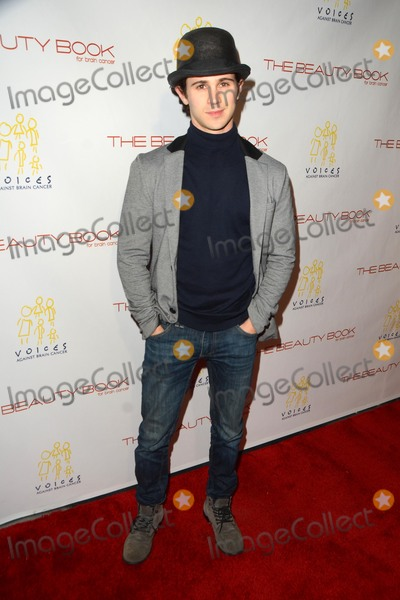 Connor Paolo Photo - LOS ANGELES - DEC 3  Connor Paolo at the The Beauty Book For Brain Cancer Edition Two Launch Party at the Le Jardin on December 3 2015 in Los Angeles CA