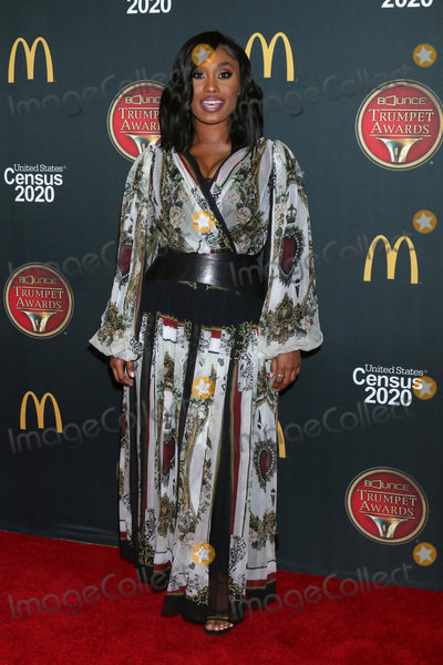 Angell Conwell Photo - LOS ANGELES - DEC 4  Angell Conwell at the 2019 Bounce Trumpet Awards at Dolby Theater on December 4 2019 in Los Angeles CA