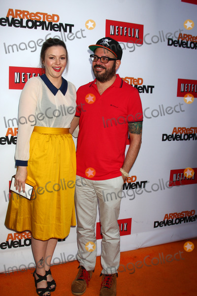 Amber Tamblyn Photo - LOS ANGELES - APR 29  Amber Tamblyn David Cross arrives at the Arrested Development Los Angeles Premiere at the Chinese Theater on April 29 2013 in Los Angeles CA