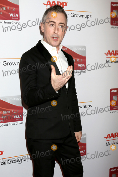 Alan Cummings Photo - LOS ANGELES - JAN 8  Alan Cumming at the AARPs 17th Annual Movies For Grownups Awards at Beverly Wilshire Hotel on January 8 2018 in Beverly Hills CA