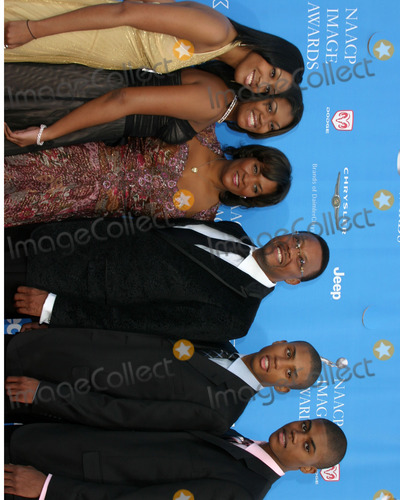 Judge Mathis Photo - Judge Mathis and family37th NAACP Image AwardsShrine AuditoriumLos Angeles CAFebruary 25 2006