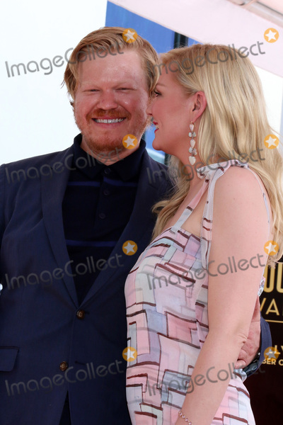 Kirsten Dunst Photo - LOS ANGELES - AUG 29  Jesse Plemons Kirsten Dunst at the Kirsten Dunst Star Ceremony on the Hollywood Walk of Fame on August 29 2019 in Los Angeles CA