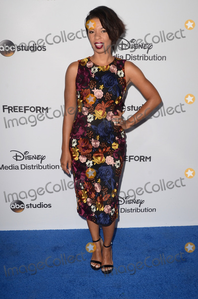 Angel Parker Photo - LOS ANGELES - MAY 21  Angel Parker at the 2017 ABCDisney Media Distribution International Upfront at the Walt Disney Studios on May 21 2017 in Burbank CA