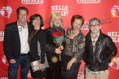 Adam Rich Photo - LOS ANGELES - JAN 30  Jimmy Van Patten Connie Needham Dianne Kay Laurie Walters Adam Rich at the Hello Dolly Los Angeles Opening night at the Pantages Theater on January 30 2019 in Los Angeles CA