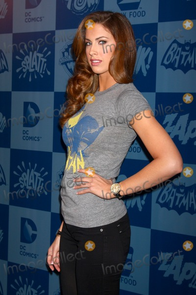 Katherine Webb Photo - LOS ANGELES - MAR 21  Katherine Webb arrives at the Batman Product Line Launch at the Meltdown Comics on March 21 2013 in Los Angeles CA