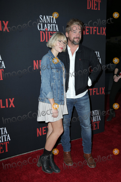 Zachary Knighton Photo - LOS ANGELES - MAR 28  Guest Zachary Knighton at the Santa Clarita Diet Season 3 Premiere at the Hollywood Post 43 on March 28 2019 in Los Angeles CA
