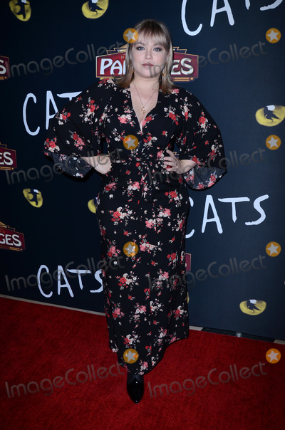 Amanda Fuller Photo - LOS ANGELES - FEB 27  Amanda Fuller at the Cats Play Opening at the Pantages Theater on February 27 2019 in Los Angeles CA