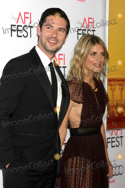 Melvil Poupaud Photo - LOS ANGELES - NOV 5  Melvil Poupaud Melanie Laurent at the AFI FEST 2015 Presented By Audi Opening Night Gala Premiere of By The Sea at the TCL Chinese Theater on November 5 2015 in Los Angeles CA