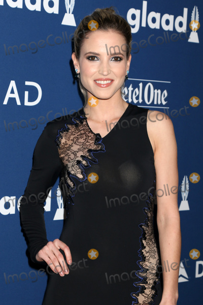 Ana Fernandez Photo - LOS ANGELES - APR 12  Ana Fernandez at GLAAD Media Awards Los Angeles at Beverly Hilton Hotel on April 12 2018 in Beverly Hills CA