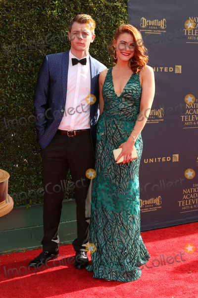 Chad Duell Photo - LOS ANGELES - APR 28  Chad Duell Courtney Hope at the 2017 Creative Daytime Emmy Awards at the Pasadena Civic Auditorium on April 28 2017 in Pasadena CA