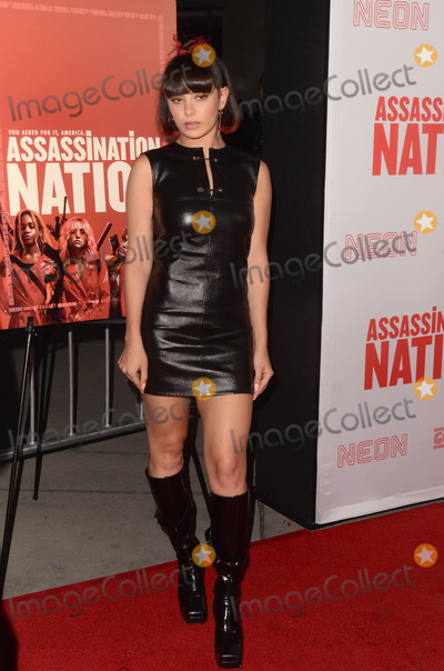 Charli XCX Photo - LOS ANGELES - SEP 12  Charli XCX at the Assassination Nation Los Angeles Premiere at the ArcLight Theater on September 12 2018 in Los Angeles CA