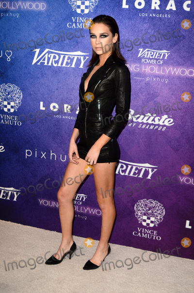 Amanda Steele Photo - LOS ANGELES - AUG 16  Amanda Steele at the Variety Power of Young Hollywood Event at the Neuehouse on August 16 2016 in Los Angeles CA