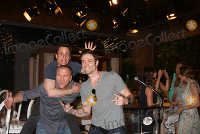 Daniel Goddard Photo - LOS ANGELES - MAR 26  Christian LeBlanc Sean Carrigan Daniel Goddard at the Young  Restless 42nd Anniversary Celebration at the CBS Television City on March 26 2015 in Los Angeles CA