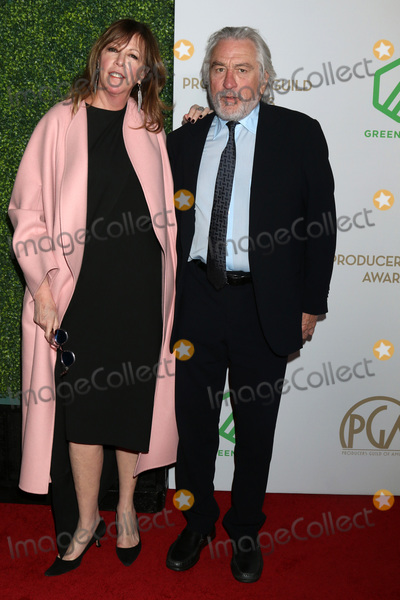 Jane Rosenthal Photo - LOS ANGELES - JAN 18  Jane Rosenthal and Robert De Niro at the 2020 Producer Guild Awards at the Hollywood Palladium on January 18 2020 in Los Angeles CA