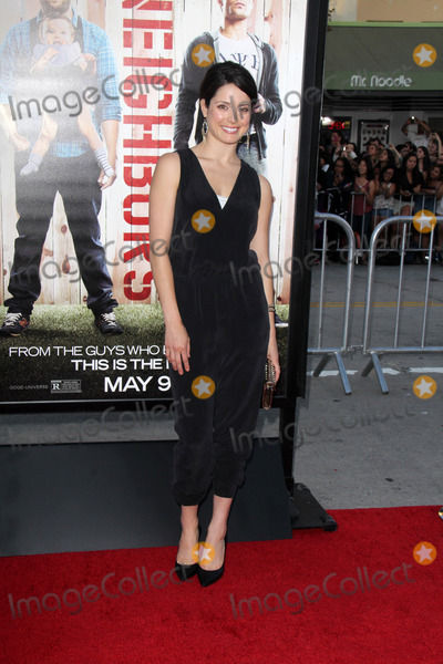 Ali Cobrin Photo - LOS ANGELES - APR 28  Ali Cobrin at the Neighbors Premiere at Village Theater on April 28 2014 in Westwood CA
