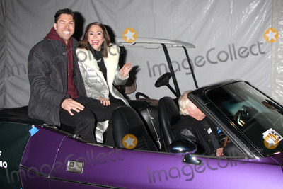 Diana De Garmo Photo - LOS ANGELES - DEC 1  Ace Young Diana DeGarmo at the 2013 Hollywood Christmas Parade at Hollywood  Highland on December 1 2013 in Los Angeles CA