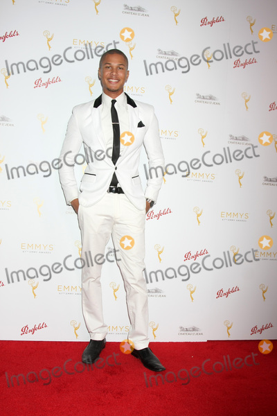 Najee Photo - LOS ANGELES - AUG 26  Na-jee Detiege at the Television Academys Daytime Programming Peer Group Reception at the Montage Hotel on August 26 2015 in Beverly Hills CA