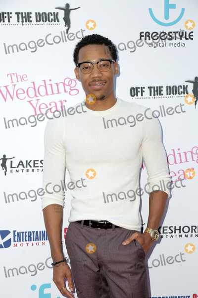 Tyler James Williams Photo - LOS ANGELES - SEP 13  Tyler James Williams at the The Wedding Year Premiere at the ArcLight Hollywood on September 13 2019 in Los Angeles CA
