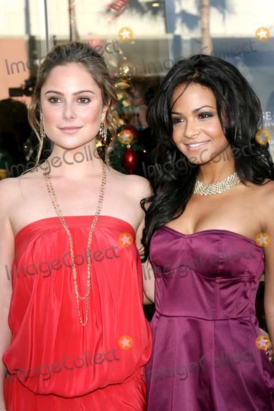 Amanda Brooks Photo - Amanda Brooks  Christina Millian model the line as  Elizabeth Taylor makes a Public Appearance to promote her House of Taylor and Elizabeth lines of jewelryGearysBeverly Hills CANovember 10 2007