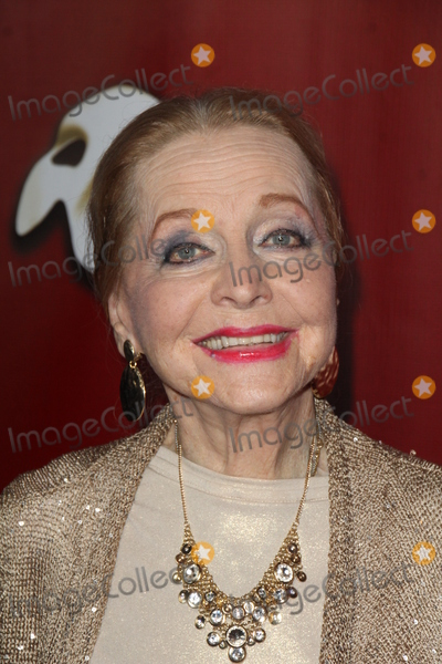 Ann Jeffreys Photo - LOS ANGELES - JUN 17  Anne Jeffreys at the The Phantom of the Opera Play Los Angeles Premiere at the PantagesTheater on June 17 2015 in Los Angeles CA