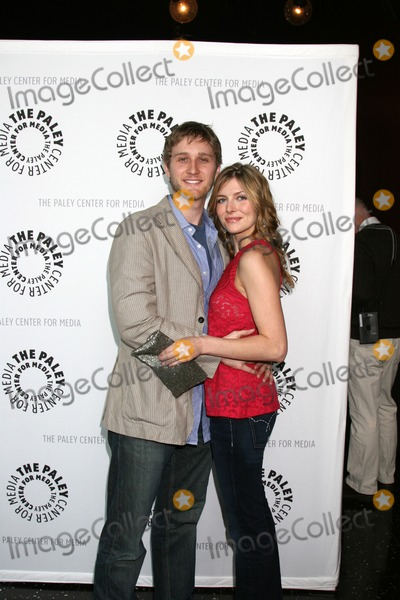 Aaron Staton Photo - Aaron Staton  WifeMad Men - PaleyFest08Paley Center for Medias 24th William S Paley Television FestivalArcLight TheaterLos Angeles CAMarch 27 2008