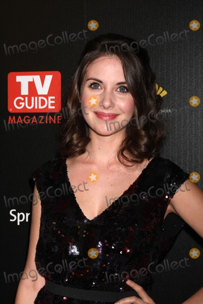 Allison Brie Photo - Allison Briearriving at the TV Guide Hot List Party 2009SLS HotelLos Angeles  CANovember 10 2009